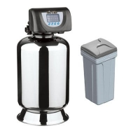 宁波清珠自动微电脑控制软水机,靓丽高贵型净水机
