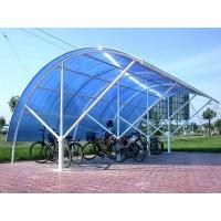 新型轻钢雨棚系列活动房