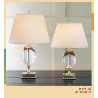 酒店高档客房灯具|客房水晶台灯|客房灯具专业厂家