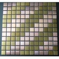 大晶金属马赛克---专业生产金属马赛克厂家