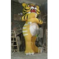 泡沫雕塑,老虎泡沫雕塑