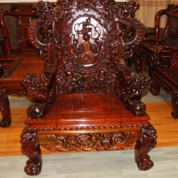 南京仿古家具-南京红木家具-华阳一品居10