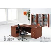 广州办公家具,1.4米曲尺电脑台