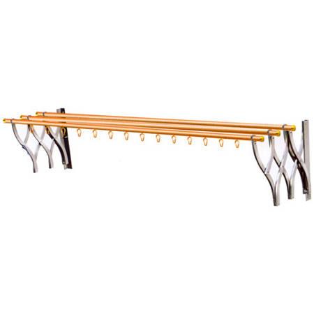 外阳台推拉晾衣架