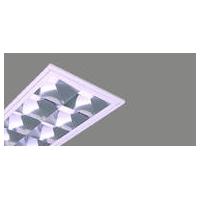 抛物镜面格栅灯具 不含灯管
