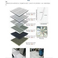 南京耐士威机房地板 架空活动地板 通风地板南京总经销
