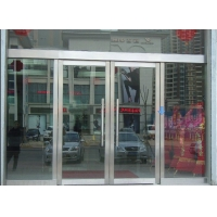 亦佳专业地弹簧门制作与安装玻璃门