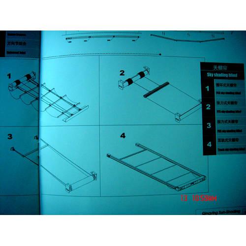 图纸折叠方式示意图_竣工图图纸折叠方法
