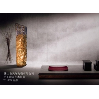艺术陶瓷灯