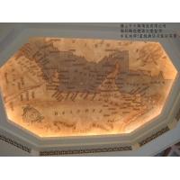 陶瓷艺术屋顶