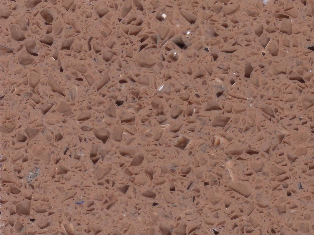褐非金石英石