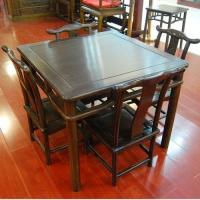 嘉达仿古家具-小方桌