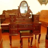 嘉达仿古家具-梳妆台
