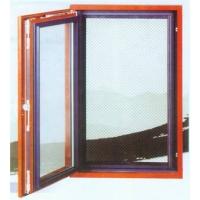 高档断桥节能窗-铝木复合窗内倒内开