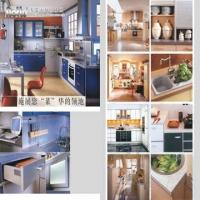 人造石深加工产品整体厨房系列