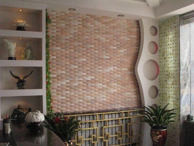 石材马赛克背景墙装饰及选购要点
