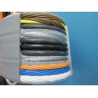 电梯扁平电缆 带钢丝电梯电缆 TVVBG 线缆厂家