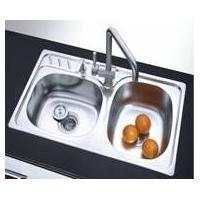 广东卫浴五金知名品牌-麦纳卫浴304不锈钢水槽