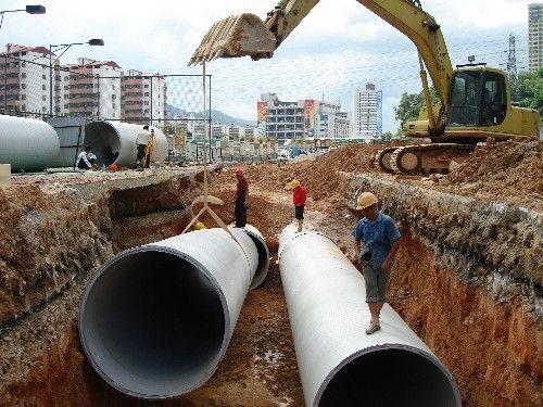 以上是PVC-U缠绕式排水管的详细介绍,包括PVC-U缠绕式排水管的