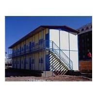 大连轻钢彩板房,钢结构,岗亭,欧式别墅,轻体房,活动房,工地