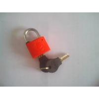 原子塑钢锁