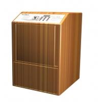 MC103红木纹指纹床头柜