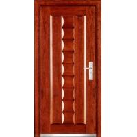 龙甲牌钢木装甲门