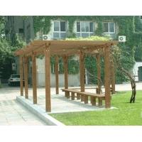 乌鲁木齐防腐木花架丨陕西西安宏艺达园林景观