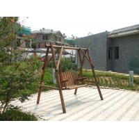 防腐木户外桌椅-陕西西安宏艺达园林景观