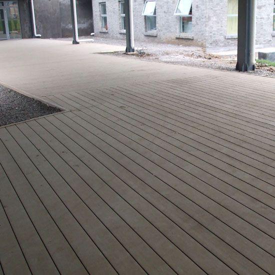 地板 陕西西安防腐木 炭化木 户外木材保护油