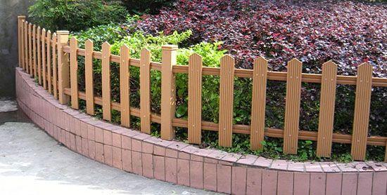 栅栏|陕西西安防腐木|炭化木|户外木材保护油|木塑