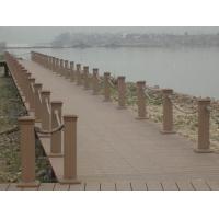 工程实图|陕西西安防腐木|炭化木|户外木材保护油|木塑产品
