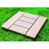 木塑阳台地板|陕西西安防腐木|炭化木|户外木材?;び蛗木塑产