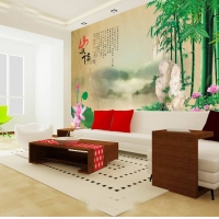 温莎壁画-中国风系列