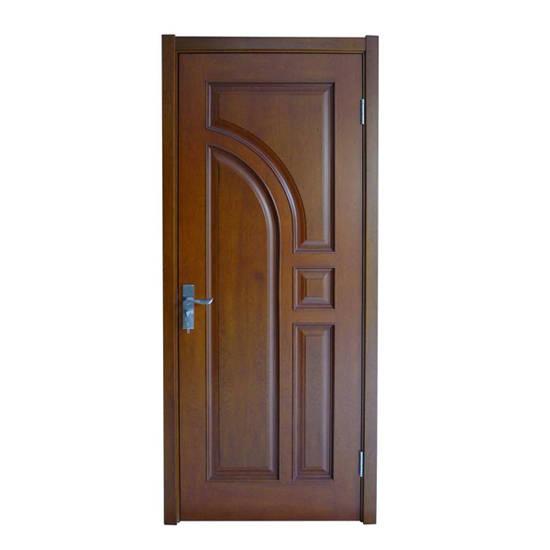 陕西西安实木门-巨象木业欧式单开门001