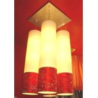 【酒店宾馆】[非标定做】灯具灯饰派诺斯布艺吸顶吊灯