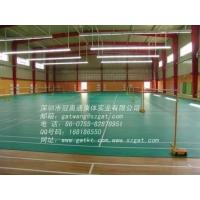 羽毛球运动地板与羽毛球运动地板优势及安装方式