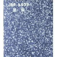JM-L039黑麻复合亚克力系列|西安金丽人造石加工厂
