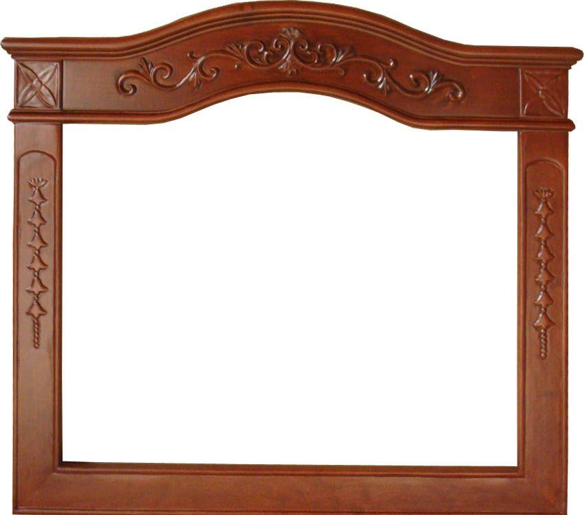 厂家直销林森实木豪华雕花镜框质量保证; > 实木浴室柜,豪华镜框,实木