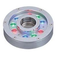 大功率LED水底灯(9W铝合金外壳厂家直供)