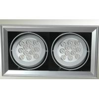 大功率LED豆胆灯/格栅灯(高光效9W节能环保)