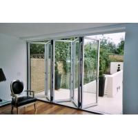 玻璃折叠门 自动折叠门 永灿折叠门