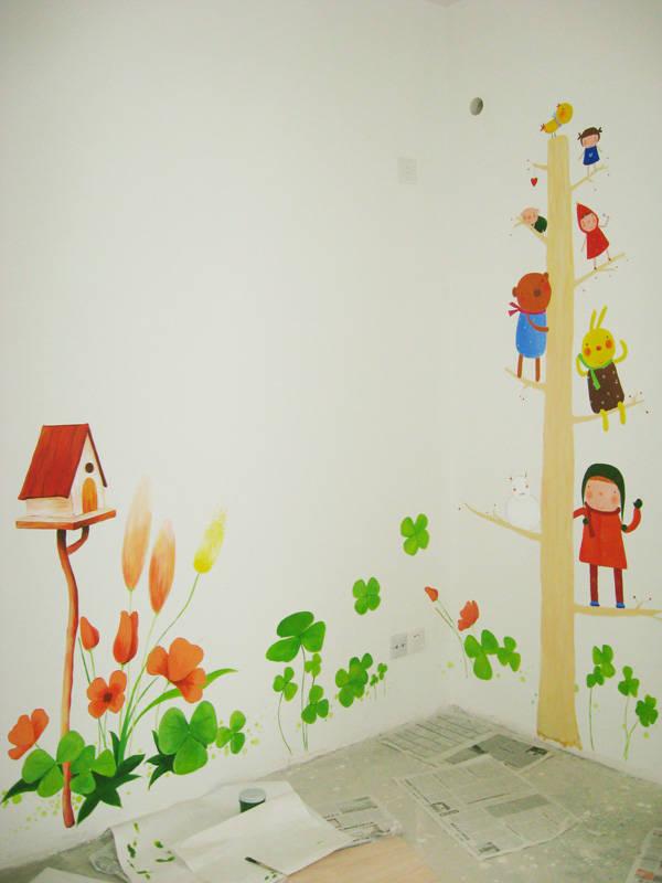 壁画手绘墙系列&rdquo