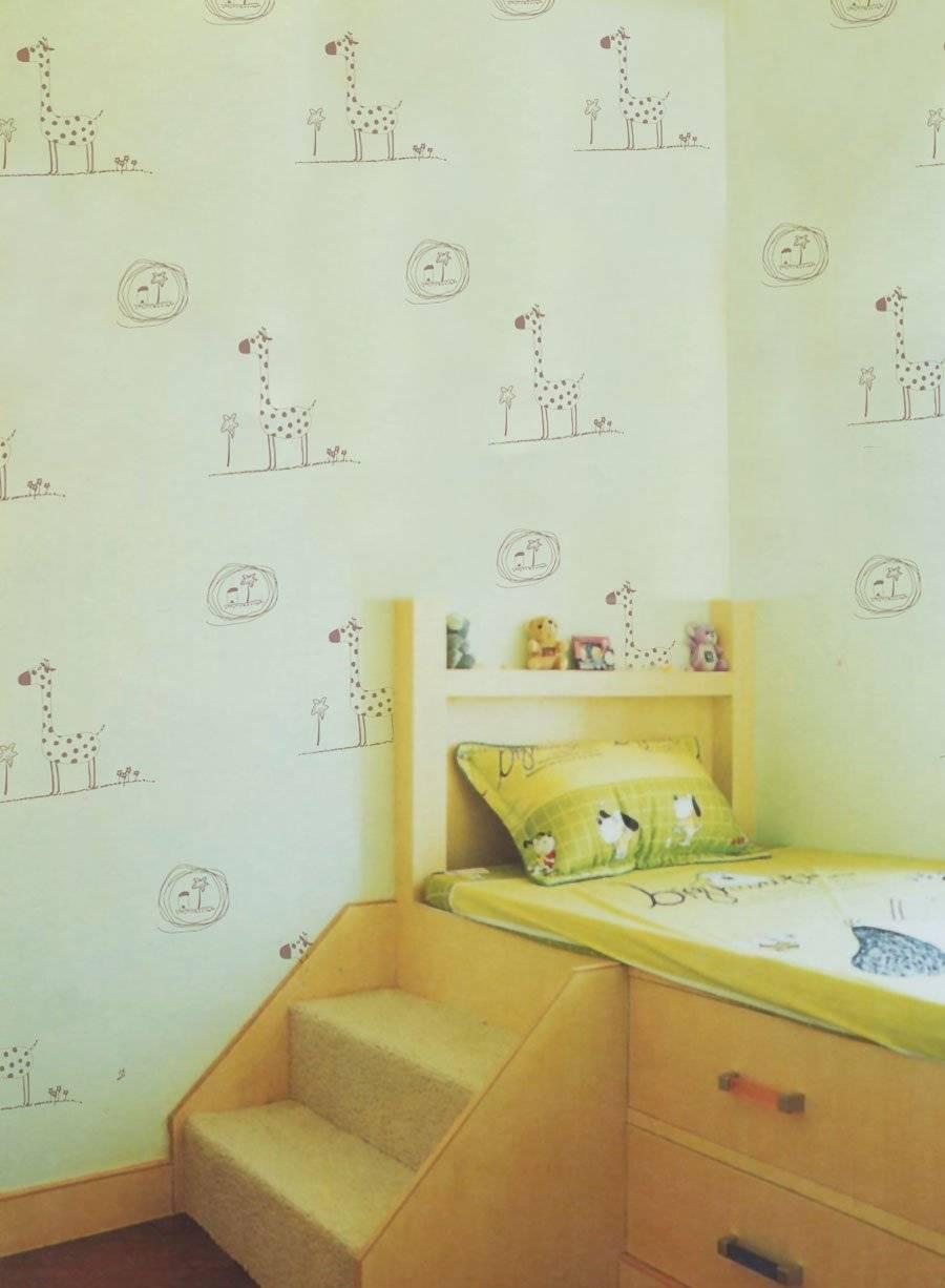 非常适合儿童房