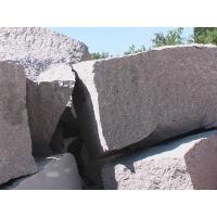 房山瑞雪荒料 北京花岗岩料石 方料石