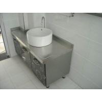 山西不锈钢整体橱柜生产浴室柜十大品牌供应商