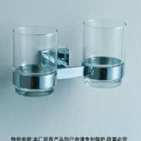 帝王洁具温莎双杯架中MH5202