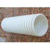 PVC/HDPE双壁波纹管 塑料管材