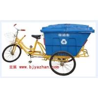 北京批发户外垃圾桶 人力车 环卫车 保洁车