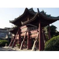 上海臻源木结构设计工程有限公司提供木结构寺庙设计施工建造